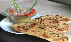 Cook fabulous Kulcha in Your Home Kitchen