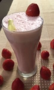 Strawberry Shake/Milkshake
