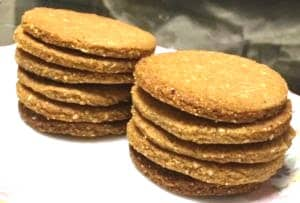 Digestive Biscuits, Homemade Digestive Biscuits