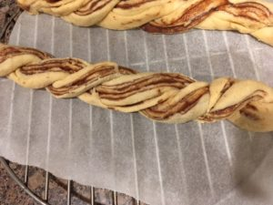 Chocolate Braided Bread