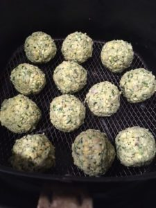 Falafel in Air-Fryer: Healthy & Crispy