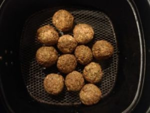 Falafel in Air-Fryer