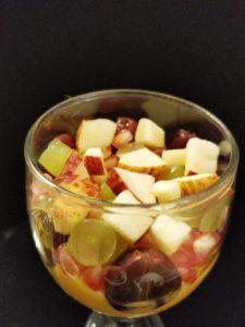Healthy Mango Parfait