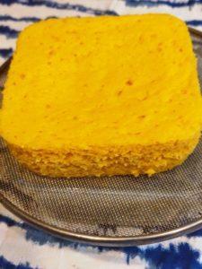 Besan Dhokla without ENO recipe