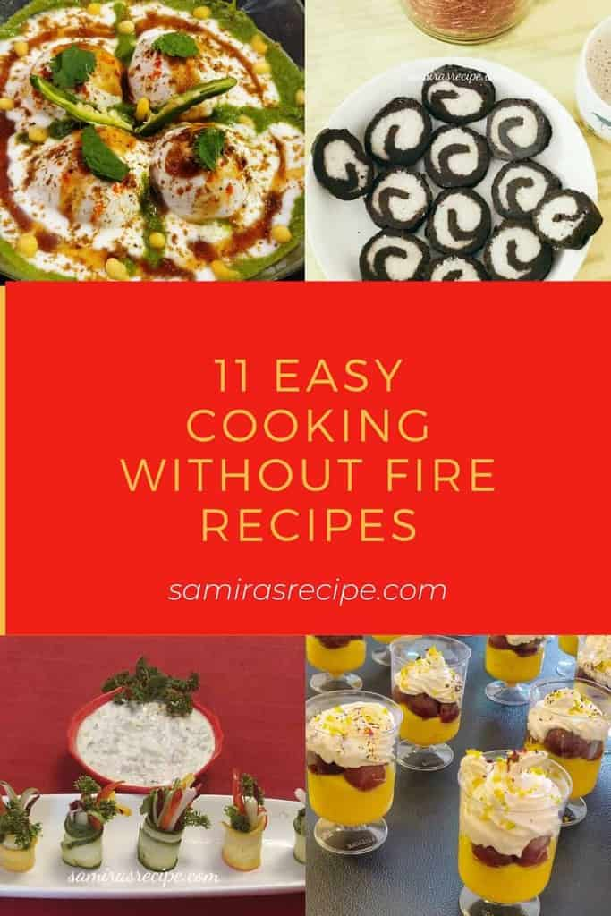 Easy Cooking Without Fire Recipes For Children