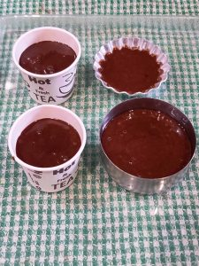 Eggless Chocolate Muffins without Oven