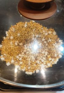 Jowar Popcorn method