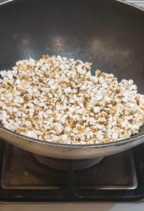 How to make jowar puffs popcorn