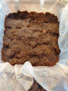 No-Bake Brownie